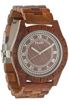 wooden watch, for the boyfriend...i think not. This oneis FOR ME!!! :)
