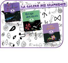 Galerie de graphismes, collages et actions plastiques - Saperlipopette