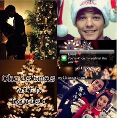 Christmas with Louis