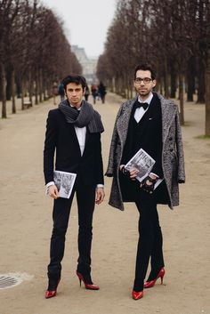 viktor & rolf paris fashion week  www.fashion.net