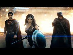 Batman vs Superman: A Origem da Justiça   Trailer #2 (legendado) [HD] - YouTube