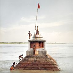 The Ganges by Dillon Marsh, via Behance