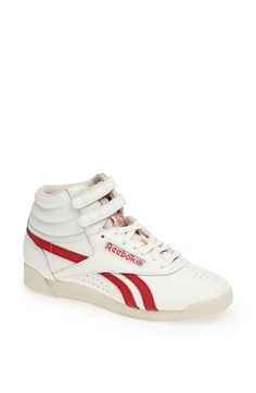 4594d7ca8f8a69 Reebok  Freestyle Hi - Vintage  Sneaker (Women) available at  Nordstrom  Rebok