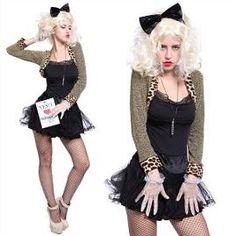 Madonna Desperately Seeking Susan Fancy Dress Costume