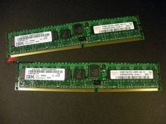 IBM 4400-9406 1GB (2x 512MB) DDR2 Memory Kit 12R8542