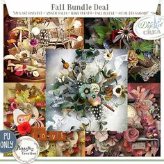 Fall Bundle Deal by HappyNess http://digital-crea.fr/shop/index.php?main_page=product_info&cPath=373&products_id=25616