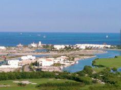 Oceanfront condo for sale in Puerto Cancun, Quintana Roo, Mexico. Aria Puerto Cancún #realestate #luxo #bienesraices #inmuebles #mar #golf #rivieramaya #forsale #ventas #BienesRaices #Propiedades