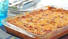 awesome Mexican Casserole (Weight Watcher Points)