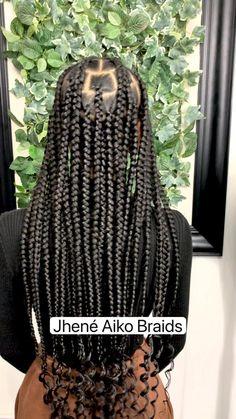 Box Braids Hairstyles For Black Women, Braids Hairstyles Pictures, Black Girl Braids, African Braids Hairstyles, Braids For Black Hair, Girls Braids, Protective Hairstyles, Black Hair Braid Hairstyles, Small Box Braids Hairstyles