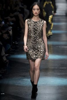 Milan Fashion Week: Roberto Cavalli | DRESS A PORTER – BLOG