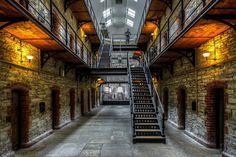 Cork City Gaol by Balazs B. on 500px