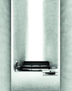Lipp design Piero Lissoni, Plane low table by Massimo Mariani Low Tables, Plane, Minimalism, Campaign, Sofa, Interior, Furniture, Design, Settee