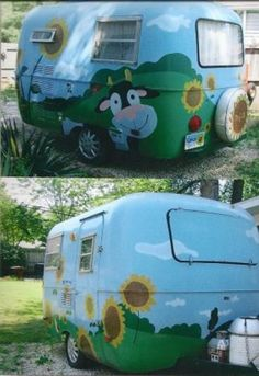 Image result for wrapping fiberglass trailer