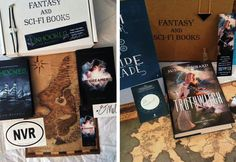 The Winner of the Young Adult Subscription Book Box giveaway is… C. Lee If you didn't win head over and enter our current giveaway. ***** Do you love getting things in the mail? I especially love surprises. These Young Adult Subscription Book Boxes are the best of everything… mail… surprises and books! Fantasy and Sci-Fi …