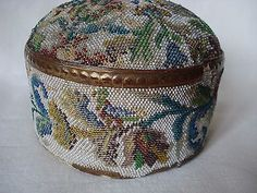 rare-antique-18th-c-seed-bead-embroidered-pincushion-birds