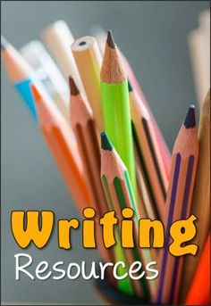Teaching Resources for Writing
