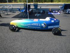 The Missile II Soap Box Derby Cars, Soap Boxes, Solar, Monster Trucks, Vehicles, Car, Vehicle, Tools