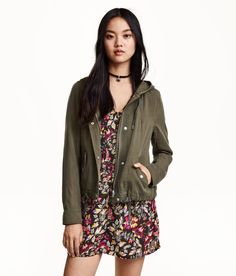 Small Parka | H&M | €39,99