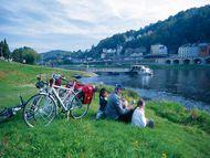 Radtouren an der Elbe: Elberadweg - 860 km voller Überraschungen