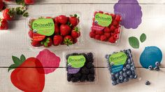 Creative Agency: Pearlfisher Project Type: Produced, Commercial Work Packaging Content: Berries Location: USA Pearlfisher partners wi...