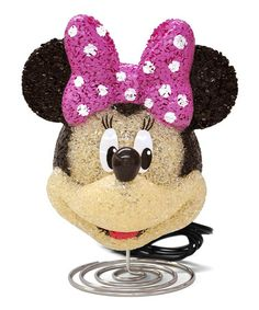 Love this Minnie Mouse Lamp by Minnie Mouse on #zulily! #zulilyfinds