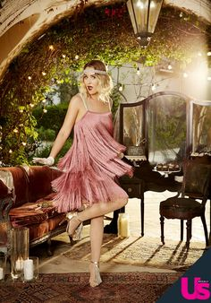 Lauren Conrad I See you can recreate Lauren's adorable flapper costume