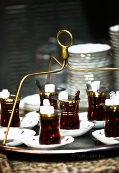 TURKISH TEA! photograph by Tuba atana#Repin By:Pinterest++ for iPad#