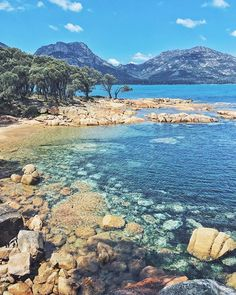 Coles Bay, Tasmania, Australia - R. Sample - Pin To Travel