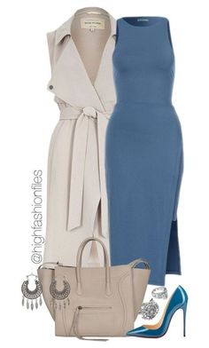 """""""Untitled featuring moda, River Island, ASOS, Charlotte Russe y Christian Louboutin Mode Outfits, Fashion Outfits, Womens Fashion, Fashion Trends, Trendy Fashion, Fashion Ideas, Asos Fashion, Ladies Fashion, Dress Fashion"""