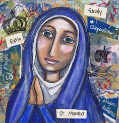St. Monica par WhenHeartsListen