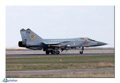 MiG-31 Kazak AF