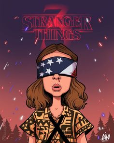 Stranger Things Millie Bobby Brown - Stranger things - Stranger Things Millie Bobby Brown by GABU, lucasgabutti_, Season fireworks, blindfold, noseblee - Stranger Things Fotos, Bobby Brown Stranger Things, Stranger Things Quote, Stranger Things Aesthetic, Stranger Things Season 3, Eleven Stranger Things, Stranger Things Netflix, Hopper Stranger Things, Millie Bobby Brown