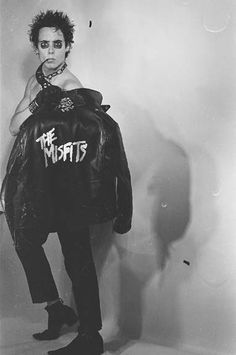 Jerry Only - The Misfits saw them in February 2015 Jerry only signed my wife's shirt it was epic super humble dude