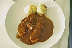 Altsächsischer Wildschweinbraten (Rezept mit Bild)   Chefkoch.de