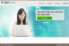 MaltMark is a malign adware programs that is solely designed by virus creators for exploiting the security of the computer users in order to gather as much useful information as it can. Once your PC hit by this threat, MaltMark knowingly change system setting mainly internet browser's homepage and search engine to endorsing unsafe programs, viruses, ads and other useless promotional items.