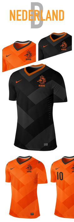 Nederland. World Cup. Group B. Concepts on Behance