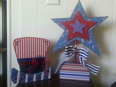 More Fourth of July Decorations