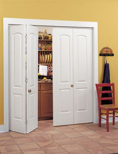 Continental Bi Fold Closet Doors   Interior Doors   Orange County    HomeStory Of Orange County