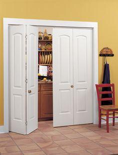 Continental Bi-Fold Closet Doors - Interior Doors - Orange County - HomeStory of Orange County