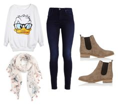 """""""Mila's casual wear"""" by pantsulord on Polyvore featuring Caslon and Barneys New York"""