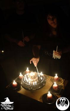 Witchy Words: Circle of Fountains Samhain Ritual and Party 2015