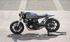 Honda CB750 Caafe Racer The Bonesheart Specials by deBolex