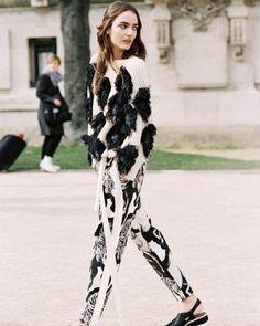 Black & White Looks nach denen wir verrückt sind! | what to wear