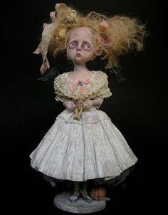 MELANCOLIA VAMPIRICA Julien Martinez - Artist Dolls