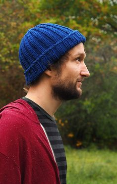 DIY: Knit a coarse fishing hat made from a cotton blend button cat - Lilly is Love Knitting Websites, Knitting Blogs, Knitting For Beginners, Knitting Projects, Hand Knitting, Knitting Scarves, Knitted Blankets, Knitted Hats, Fishing For Beginners