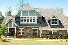 Architectural Designs House Plan 9306EL. 3 to 4 beds, 3.5 baths, almost 3,500 sq. ft. Ready when you are. Where do YOU want to build?