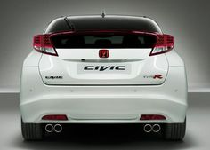 New Honda Civic prototype Tipe R 2014 is finally unveiled and will be equipped with a new 2.0 Vtec Turbo engine with 280HP. Before us is a prototype of the one true sport hatchback. It is certain that Honda with this model seeks to achieve a certai