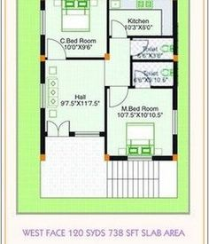 Vanity West Facing House Plan My Little Indian Villa 16 In west facing house plan plans for site. x and elevation. 2bhk House Plan, 3d House Plans, Model House Plan, Indian House Plans, 2 Bedroom House Plans, Simple House Plans, House Layout Plans, Duplex House Plans, Luxury House Plans