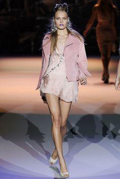 Zac Posen Spring 2009 Ready-to-Wear Fashion Show - Raquel Zimmermann