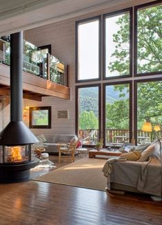Cozy Living Rooms, Living Room Modern, Interior Design Living Room, Home And Living, Living Room Designs, Living Room Decor, Small Living, Living Area, Interior Balcony